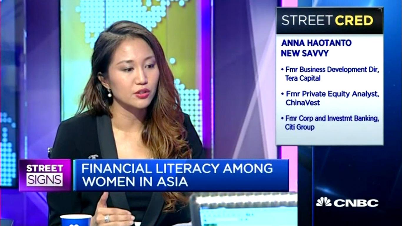 Anna Haotanto, CNBC