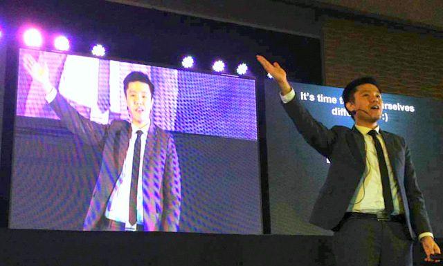 Benjamin Loh, Public Speaking Coach, On Being A Better Public Speaker & Overcoming Fear