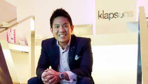 Alex Loh, GM of klapsons, The Boutique Hotel,