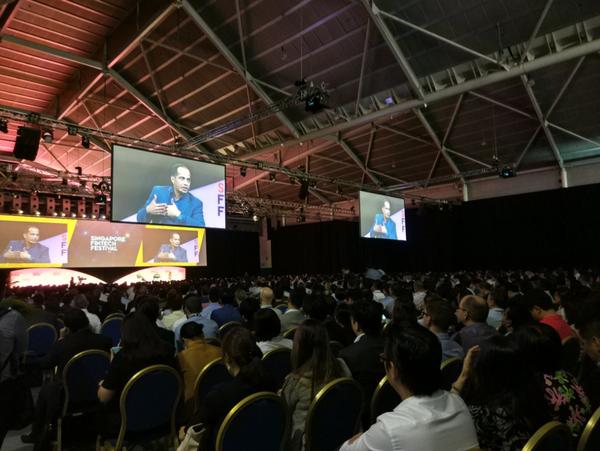 """""""Singapore FinTech Festival 2016:  Globalising FinTech"""" is locked Singapore FinTech Festival 2016:  Globalising FinTech"""