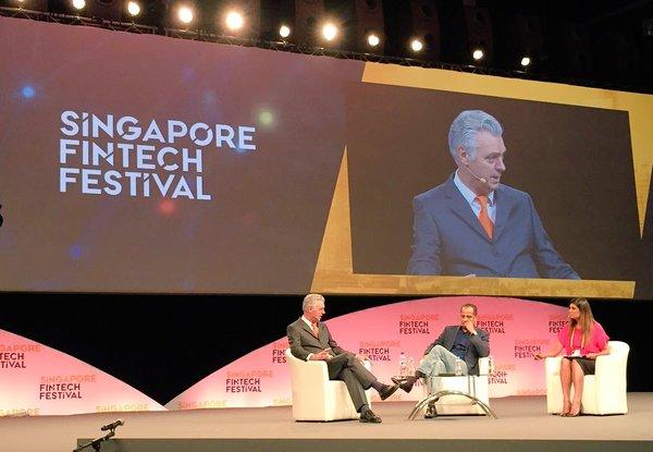 Singapore FinTech Festival 2016: Globalising FinTech