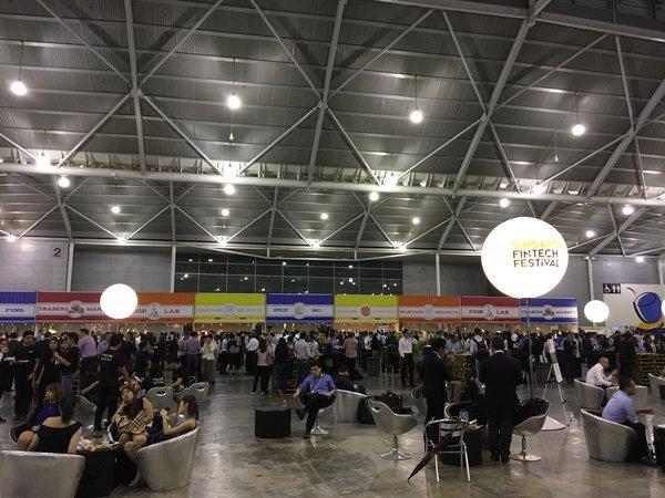 Singapore FinTech Festival 2016: Tips on the Global FinTech Investment Landscape