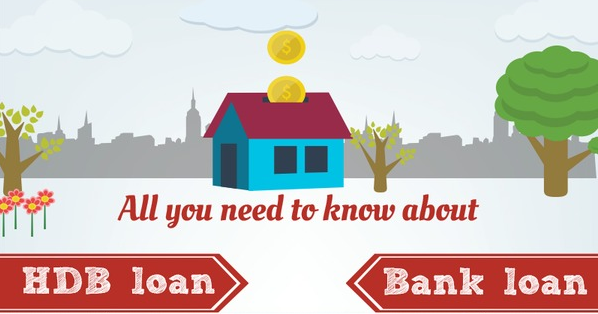 Should I get a HDB or Bank loan if I'm buying a HDB flat?