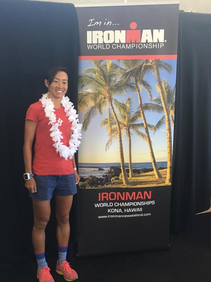 Choo Ling Er, Singapore's only Ironman Triathlete Overcome Boundaries