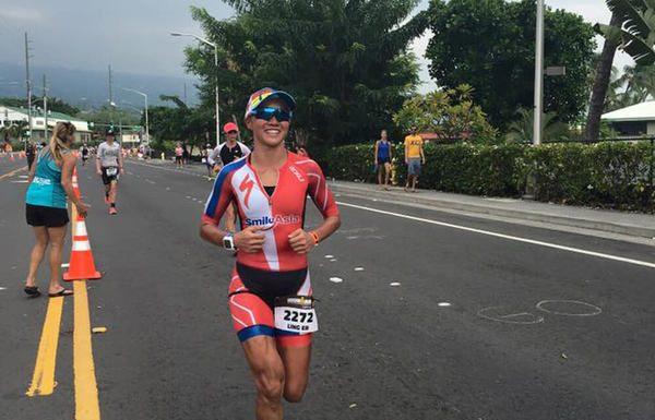 Choo Ling Er, Singapore's only Ironman Triathlete Overcome Boundaries
