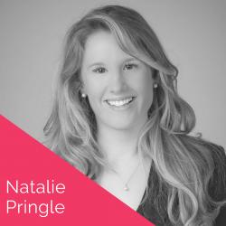 Natalie Pringle, The New Savvy Hong Kong Launch