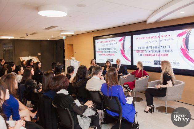 Hong Kong Women Networking Groups, The New Savvy