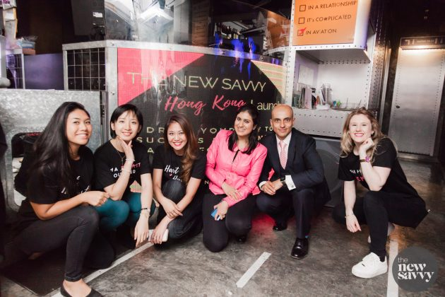 The New Savvy Hong Kong Female Empowerment Events