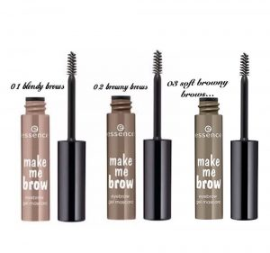 The New Savvy - Makeup - Brows 2