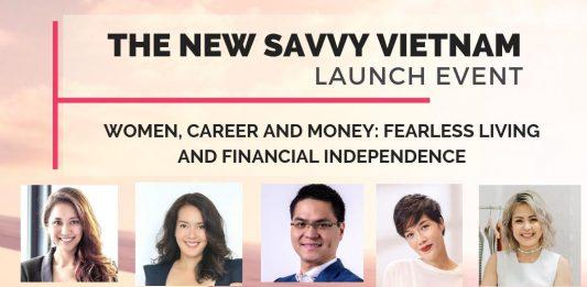 The New Savvy Vietnam Launch 16 Aug 2019