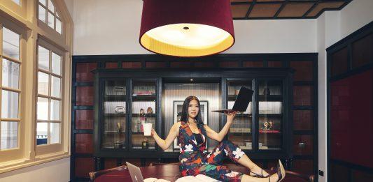 Maria Li, COO of Tech in Asia