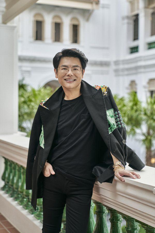 Kenneth Goh, Editor-in-Chief / Harper's BAZAAR Singapore